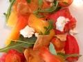 Basico: Heirloom Tomato Salad