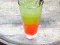 Macintosh: Red light green light drink