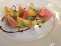 Poogan's Porch: Heirloom Tomato Salad