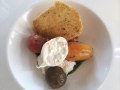 The Ocean Room at The Sanctuary: The Burrata
