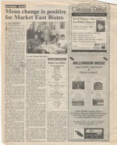 Market East Bistro